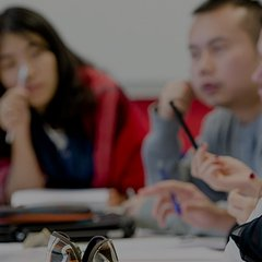 Master in European & International Business Management
